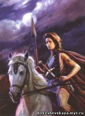 Легенда Подвиг девушки Рум